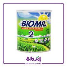 شیر خشک بیومیل ۲ وزن ۴۰۰ گرم
