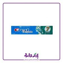 خمیر دندان کرست مدل C7+Mounth Wash حجم ۵۰ میلی لیتر
