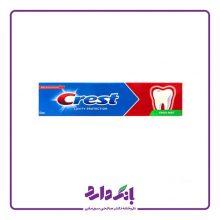 خمیر دندان کرست سری Cavity Protection مدل Fresh Mint حجم ۱۲۵ میلی لیتر