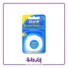نخ دندان اورال بی مدل Essential Floss