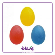 توپ ژله ای تقویت دست «power ball» تخم مرغی
