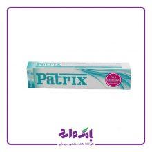 خمیر دندان پاتریکس مدل Plus Whitening حجم ۱۲۰ گرم