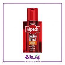 شامپو ضد شوره و ضد ریزش آلپسین مدل Double Effect Shampoo حجم ۲۰۰ میلی لیتر