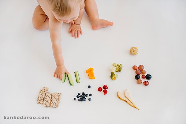 غذای کمکی کودک