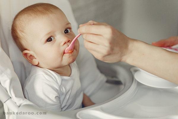 چرا غذای تقویتی کودک اهمیت دارد