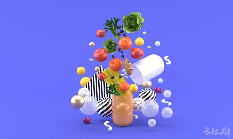 فواید مکمل گیاهی | فواید دارو گیاهی | انواع مکمل های گیاهی
