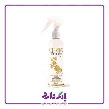 اسپری نرم کننده مو سریتا بیوتی مناسب برای انواع مو حجم ۲۳۰ میلی لیتر