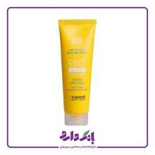 کرم ضد آفتاب سینره SPF60 مدل Mineral Sunscreen ضدپیری، فاقد رنگ مناسب پوست معمولی تا خشک حجم ۵۰ میلی لیتر