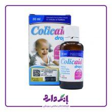 قطره کولیکید ویتابیوتیکس مخصوص نفخ کودکان حجم ۳۰ میلی لیتر