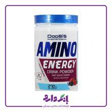 مکمل ورزشی آمینو انرژی دوبیس DooBis وزن ۲۷۰ گرم