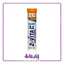 زینک پلاس ویتامین C دوبیس ۲۰ عددی
