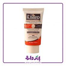 کرم ضد آفتاب الارو SPF25 مناسب انواع پوست بژ روشن ۴۰ میلی لیتر