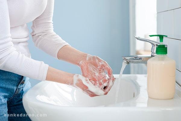 خرید آنلاین مایع دستشویی