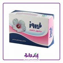 صابون گل ختمی فیروز ۱۲۰ گرم