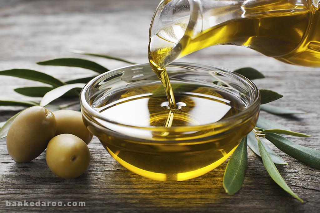 ماسک عسل و روغن زیتون برای درمان موخوره