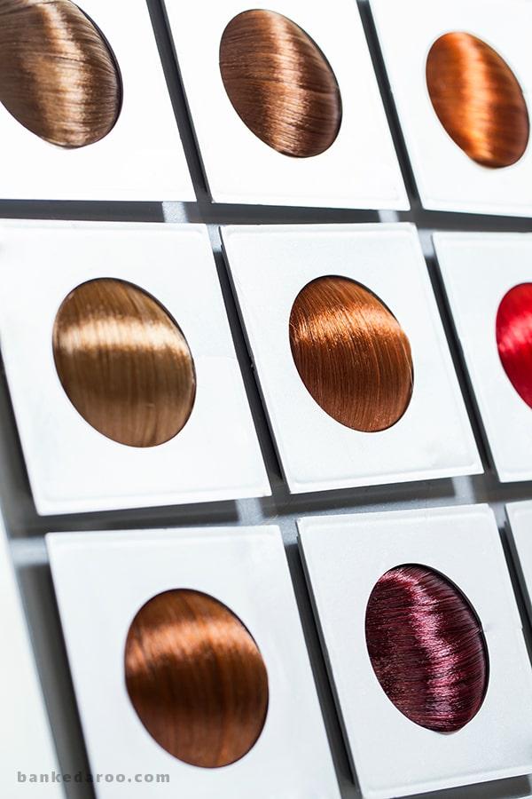 انواع لوازم آرایشی مو کدامند