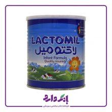شیر خشک لاکتومیل ۱ از بدو تولد تا ۶ ماهگی ۴۰۰ گرم