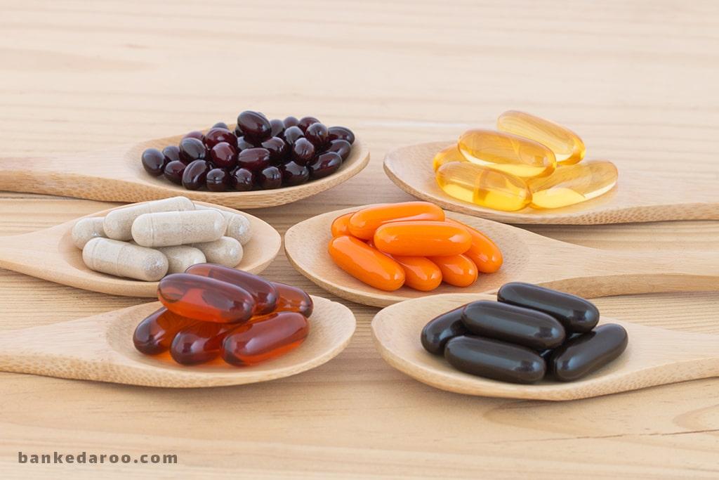 انواع مکمل های دارویی   لیست مکمل های دارویی   دارو های ویتامین دار   مکمل های دارویی بدنسازی