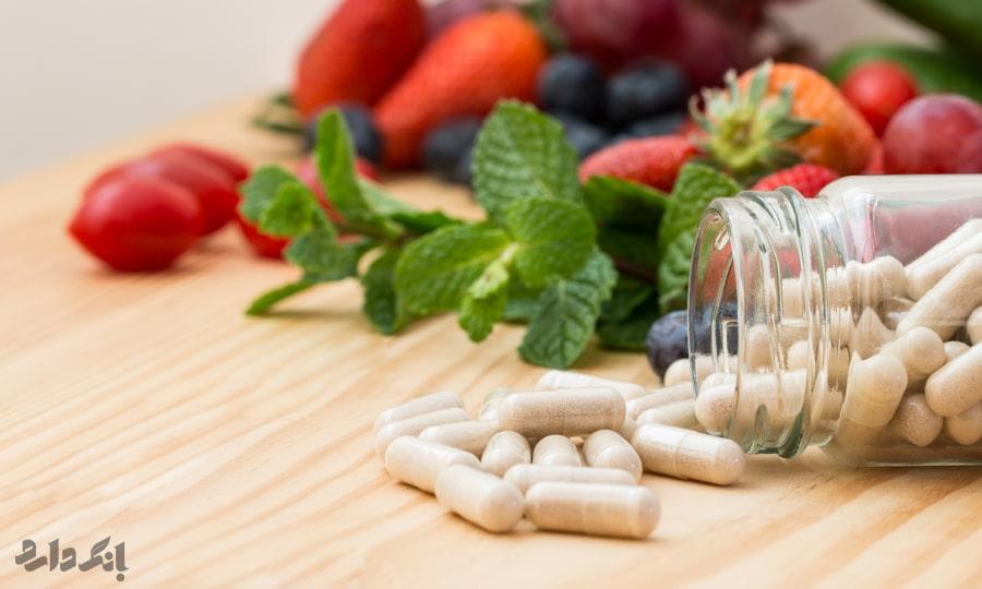 لیست مکمل های دارویی مفید برای بدن   مکمل دارویی چیست   انواع مکمل های دارویی