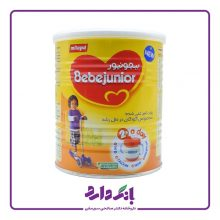 پودر شیر غنی شده بیوجونیور میلوپا مناسب کودکان بالای ۲ سال ۴۰۰ گرمی
