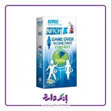 کاندوم گیم اور ۴ در ۱ سرد ناچ کدکس بسته ۱۲ عددی