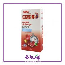 کاندوم رقیب گرم ۵ در ۱ ناچ کدکس بسته ۱۲ عددی