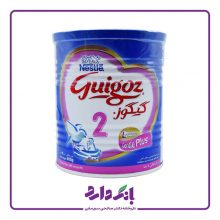 شیر خشک گیگوز ۲ نستله از ۶ تا ۱۲ ماه ۴۰۰ گرمی