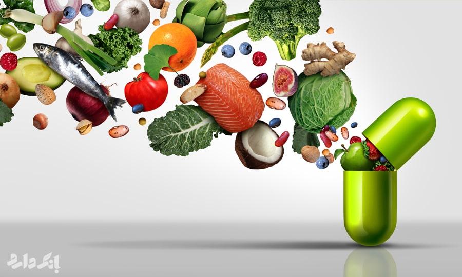 مکمل غذایی چیست   مکمل رژیم   انواع مکمل غذایی   مکمل غذایی برای چاق شدن   مکمل غذایی کامل
