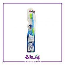 مسواک اورال بی مدل Gum & Enamel Care با برس بسیار نرم Extra Soft