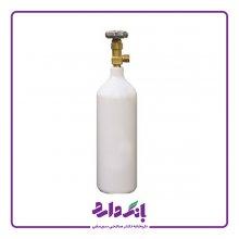کپسول اکسیژن حجم ۲ لیتر فاقد دستگاه مانومتر