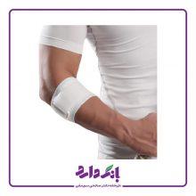 باند تنیس البو پاک سمن مدل Tennis Elbow Band کد ۰۵۵ رنگ سفید در ۵ سایز بسته تک عددی