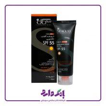 کرم ضد آفتاب مردانه سی گل سری Men pro SPF55 حجم ۵۰ میلی لیتر