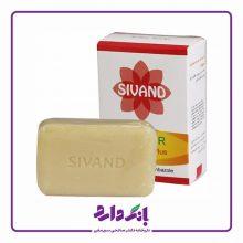 صابون گوگرد همراه با کلیمبازول سیوند وزن ۹۰ گرم