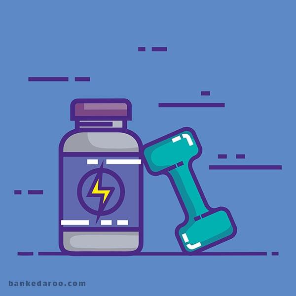 مکمل عضله ساز و حجم دهنده   مکمل های حجم دهنده   انواع مکمل ورزشی افزایش دهنده حجم عضله   مکمل های عضله ساز