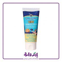 کرم ضد آفتاب سان سیف SPF30 مخصوص کودکان بسته بندی ۵۰ گرمی