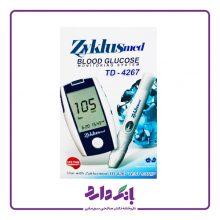 دستگاه تست قند خون زیکلاس مد مدل TD-4267